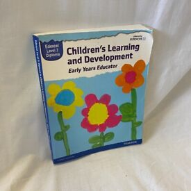 Children's Learning and Development book