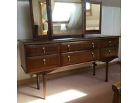 Merrydrew dresser and chest of drawers