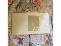 John Lewis pram/crib sheets
