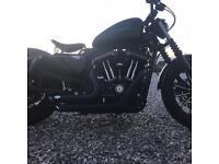 Harley Davidson XL iron 883