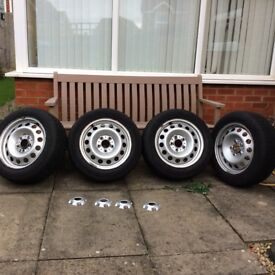 Mini Countryman Winter wheels and tyres