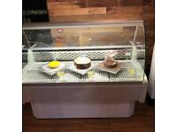 Display shop caffe Fridge Chiller
