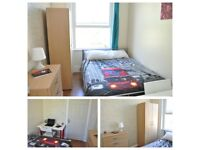 Double bed in 9 rooms shared flat at Goldney in London - Room 9 (REF.SF010943)