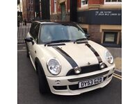 White MINI - EXCELLENT condition inside & out. First to see will buy!