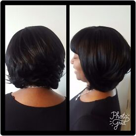 Mobile hairdresser in Hackney (weaves, relaxers, cuts, colours, treatments, braids etc)