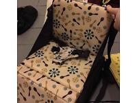Munchkin Travel High Chair/Seat