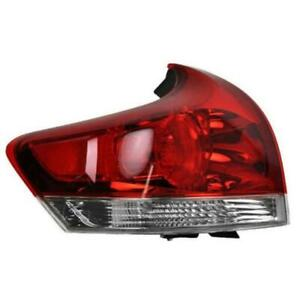 New 2009 2010 2011 2012 Toyota Venza Tail Light