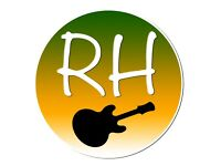 LIMITED SLOTS Travelling Teacher Guitar Tuition (DBS checked) DUAL & SINGLE Lessons in Bristol