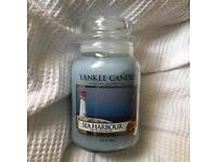 New Sea Harbour Yankee Candle Large Jar