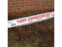 Floor foundation kit