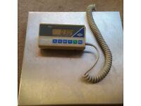Wedo Paket 50kg Electronic Parcel Scale