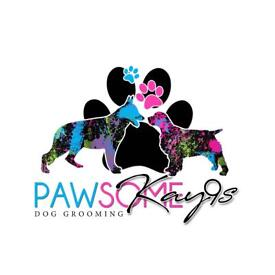 Pawsome Kay9s dog grooming / dog groomer