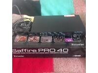 Focusrite Safire Pro 40