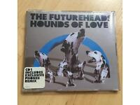 Hounds Of Love- The Futureheads CD Single