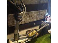 Nordictrack cross trainer e11.5