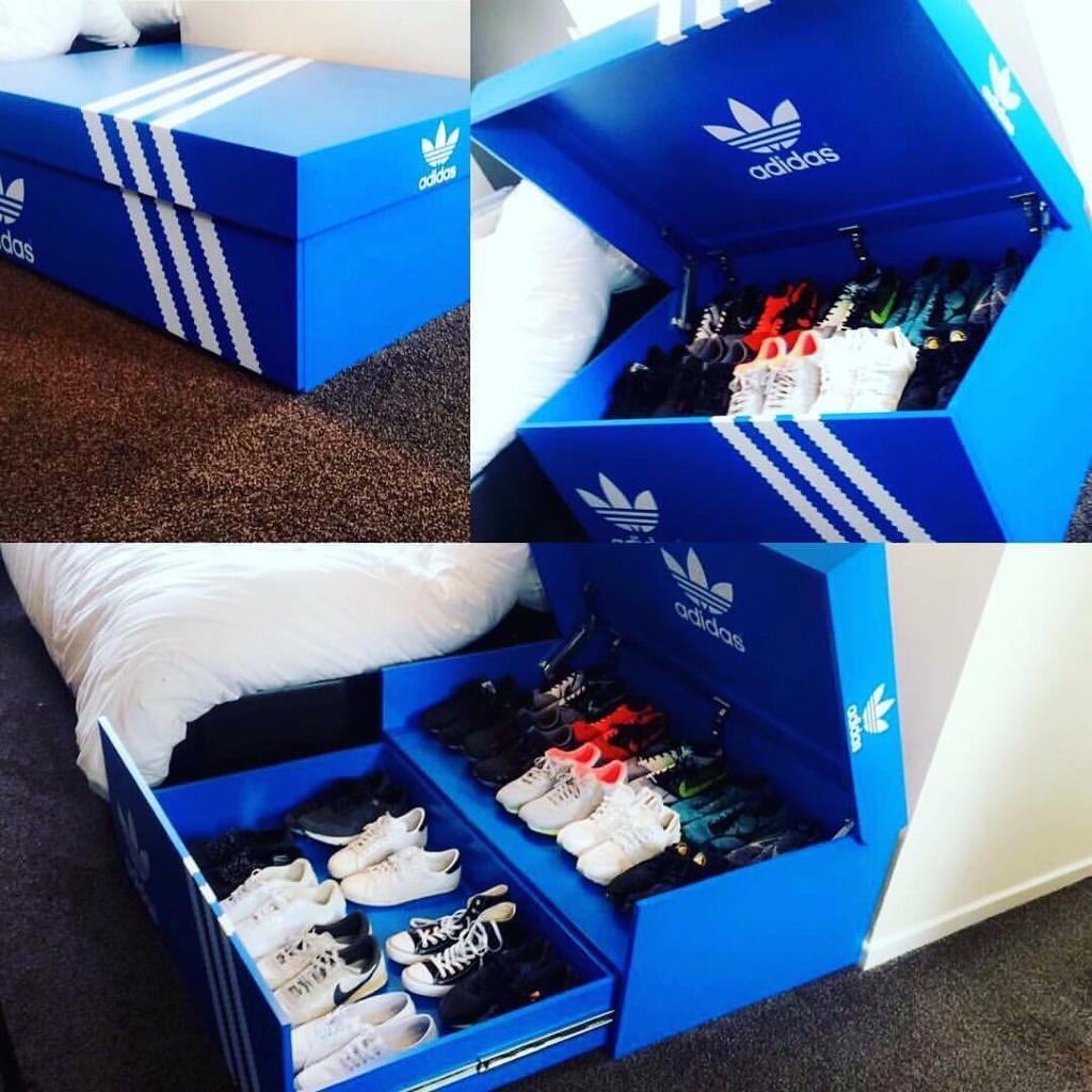 Adidas Shoes Box