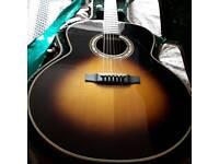 Hudson Stage King Jumbo Guitar