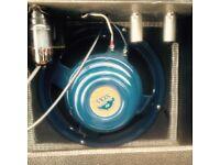 Vox JMI original vintage blue celestion speaker