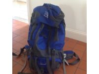 Karrimore 65l Ruck Sack in excellent condition