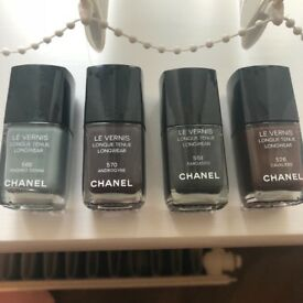 CHANEL NAIL VARNISHES JOB LOT