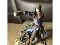 Assassins Creed Unity Figures. Arno and Elise