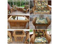 6 piece conservatory set