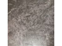 Slate square tiles - approx 4m2