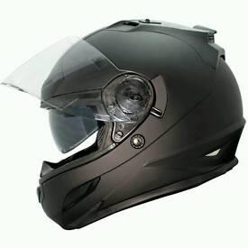 Shox full face helmet