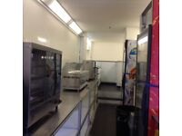 Fantastic catering unit for sale. REDUCED FOR QUICK SALE