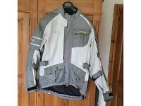 KLIM Latitude Misano Goretex Motorcycle Jacket (XL) And Trousers (40)