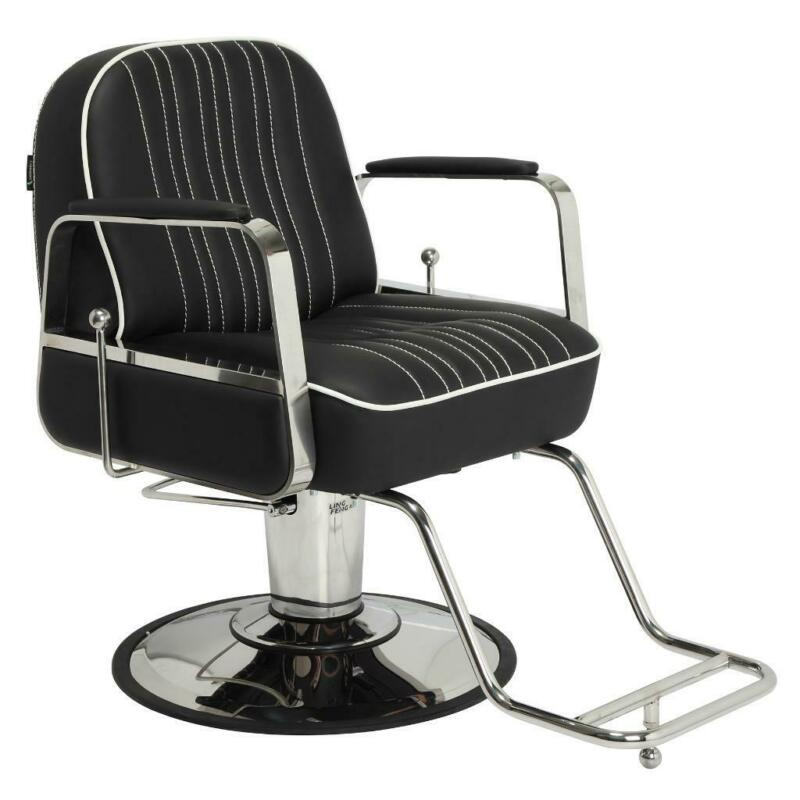 Professional High Quality Hydraulic Reclining Premium Barber Chair Classic Style
