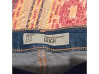 Maternity jeans Topshop Size 10 length 30