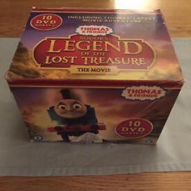 Thomas theTank DVDs