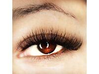 Eyelash extensions Romford, russian volume