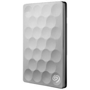 "Seagate Backup Plus Ultra Slim 1TB 2.5"" USB 3.0 Portable External Hard Drive"
