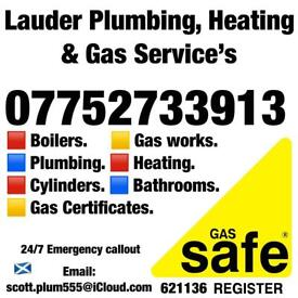Plumbing, Heating Engineer & Gas Services Plumber Gas Safe
