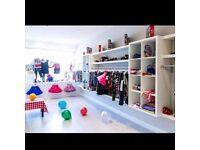 Basement Shop Space to Rent