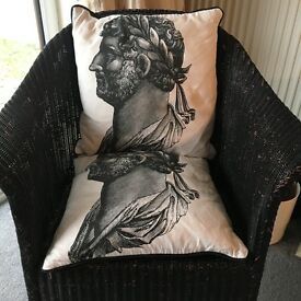 Roman cushions
