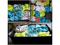 Cloth nappies and extras