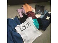 Women's size 12-14 clothes bundle