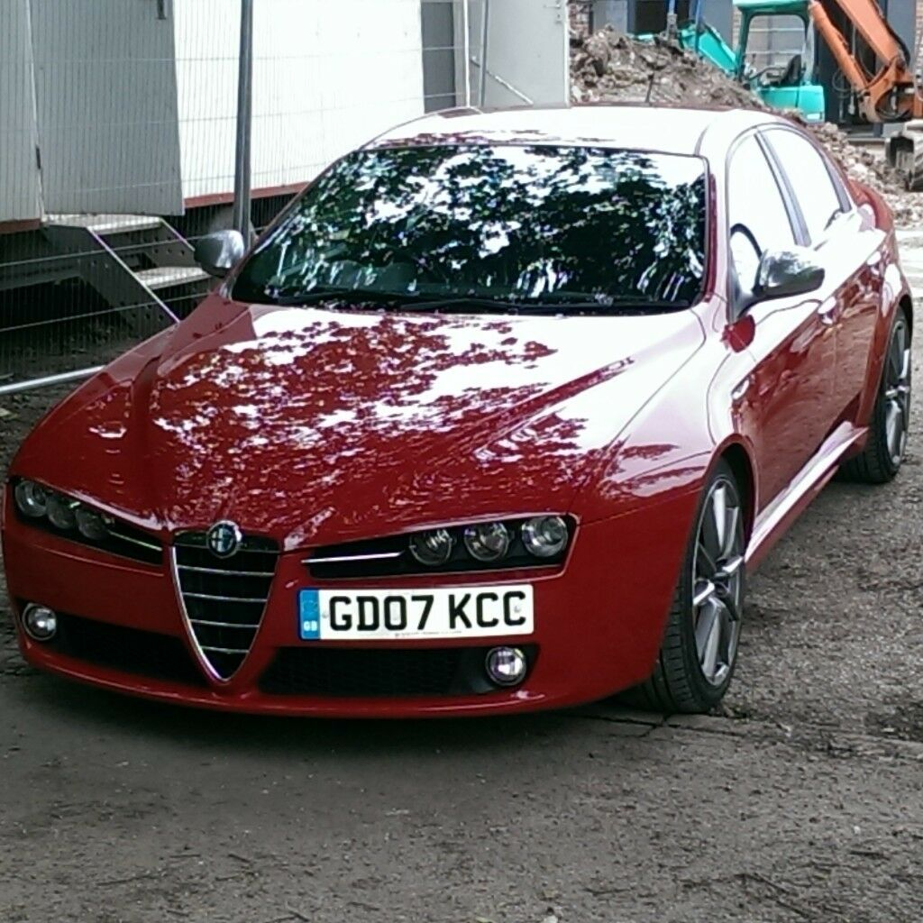 Alfa Romeo 159 TI 2.2 Petrol Low Mileage