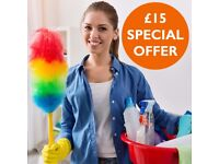 House Cleaner in London - Get Your House Cleaned For just £15!