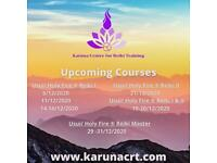 Usui/Holy Fire Reiki 1 course