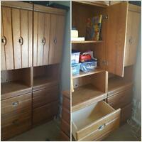 Two Bedroom Cabinets