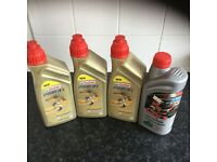 Motorcycle / scooter 2 stroke oil