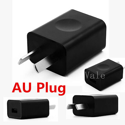 AU Plug Full 2A REAL Quick Charger Wall Travel Mini AC Power Adapter For Phones Mini Travel Ac Adapter