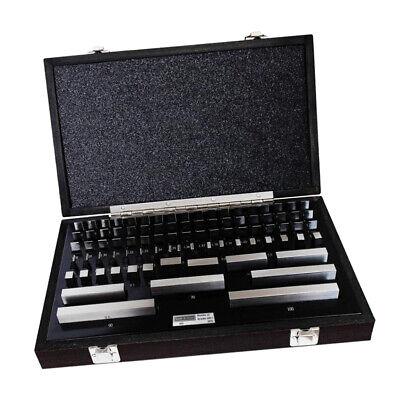 81pieces Gauge Block High Precision Calibration Block For Calipermicrometer