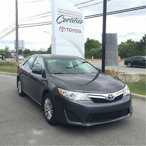 2012 Toyota Camry LE 4 cyl