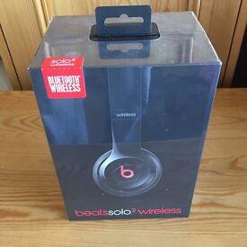 Beats Solo Wireless headphones - Black