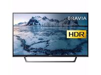 Sony 49WE663BU 49 Inch Full HD Smart TV NEW WITH 5 YEARS WARRANTY.